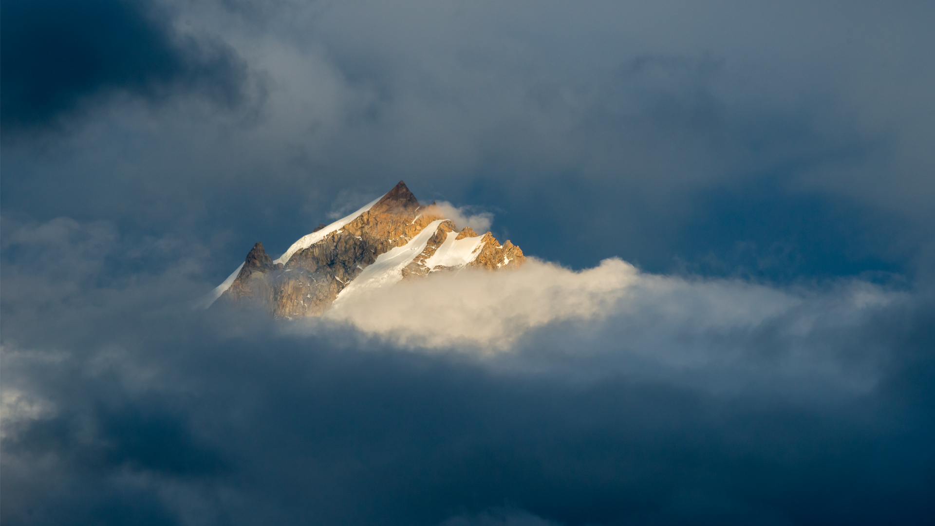 The Kinnaur Kailash