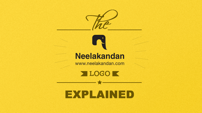 The Neelakandan logo Explained